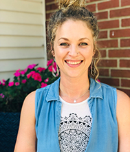 Jodie Thompson is a yoga instructor in Charlotte, NC